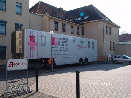 Trailer-Standort Haldensleben
