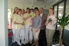 Eröffnung der Stationären Einheit des Mammographie Screening Programms Sachsen-Anhalt-Nord in Stendal am 7.1.2008