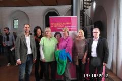 8. Patientenforum Brustkrebs der Selbsthilfegruppe des Johanniter-Krankenhauses Stendal